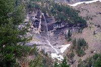 Jolie cascade a Bosquet Long