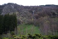 Un ruisseau venant du Plateau d'Alans qui se jette dans le gave de Gavarnie