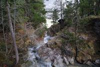 Le ruisseau de Pailla
