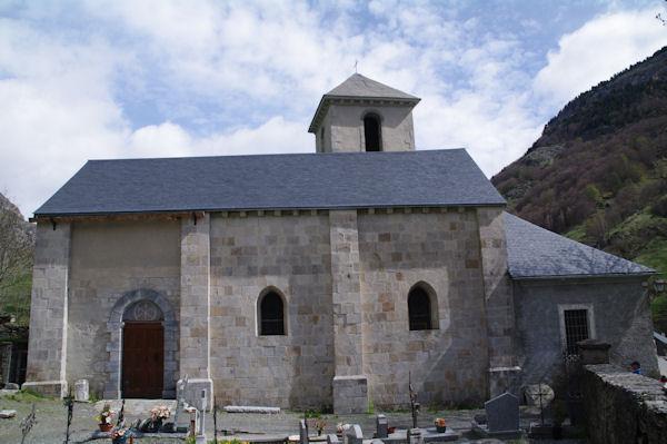L_église de Gavarnie