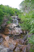 Cascades sur le ruisseau d'Alans