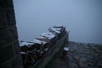 Admirer le Pic du Neouvielle, le Pic des Trois Conseillers, le Turon du Neouvielle et le lac de la Glere, pas top…