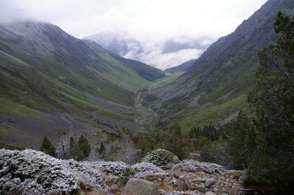 La vallée de la Glère