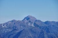 Le Pic du Midi de Bigorre depuis le Grand Barbat