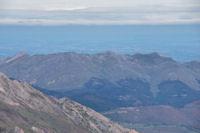 Le Pic d'Estibete, le Pic Arrouy, le Soum de Granquet, le Soum de LAs Escures et le Soum de Conques