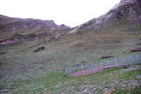 Le Col d'Ilheou
