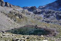Le Lac et le Col du Pic Arrouy
