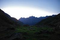 Les cretes du Val d'Azun, du Pic du Midi d'Arrens au Pic de Bassia de Hoo