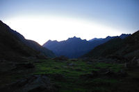 Les crêtes du Val d_Azun, du Pic du Midi d_Arrens au Pic de Bassia de Hoo