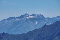 Pic de Néouvielle, Pic des Trois Conseillers et Turon de Néouvielle