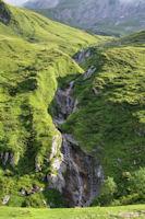 Les cascades du ruisseau de las Touergues