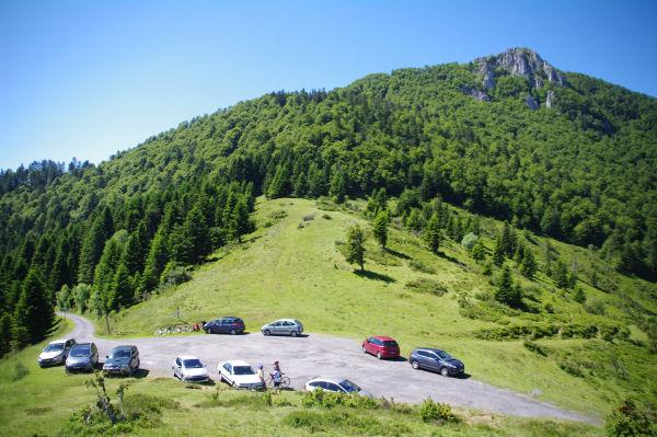 Le Col de Spandelles
