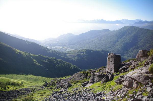 La vallée du Bergons