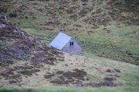 La Cabane de Las Courbes