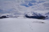 Le massif du Pic de Hourgade