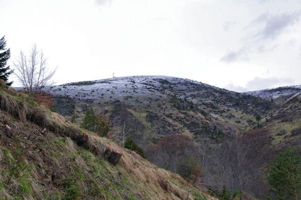 Le Tuc de Labatiadère depuis le Pla de Nabias