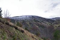 Le Tuc de Labatiadere depuis le Pla de Nabias