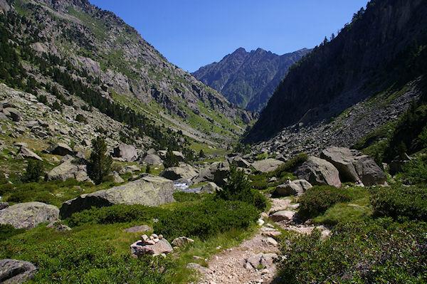 Le vallon du Larribet
