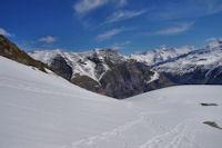 Le vallon de Peyrenère