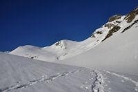 Le premier Col de Lary est en vue