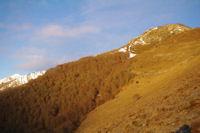 Le Pic d'Andorre, au fond, le Soum de las Escures et le Soum Granquet