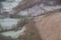 Des granges au Sarrat dans la vallee du Bergons
