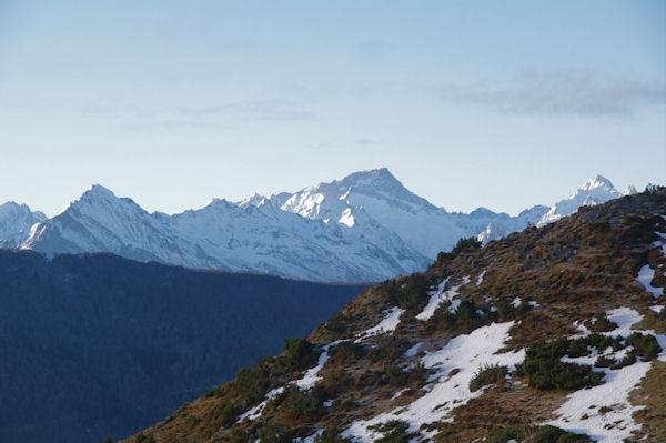 Du Pic du Midi d_Arrens au Pic de Palas en passant par le Pic de Balaïtous