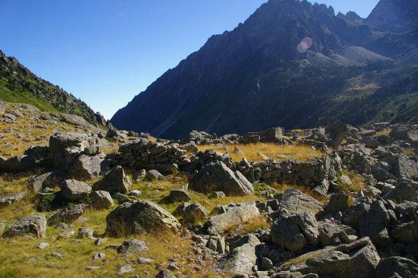 Les ruines de Liantran