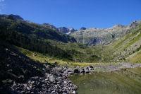 Le Lac du Plaa de Prat