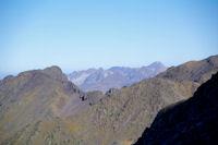 Au fond le Pic du Midi de Bigorre