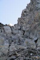 La cheminee du Pic de Lustou