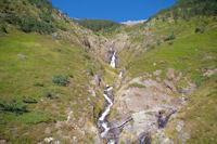 Les cascades du ruisseau de la Piarre