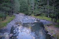 Le ruisseau de Rioumajou