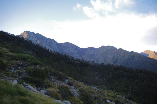 Du Pic de Licarou au Pic de Batoua en passant par le Pic de Cauarère