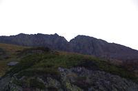 Le Pic de Lustou et le Pic de Tour