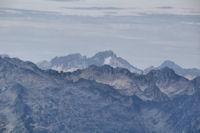 Le Pic de Balaitous et le Pic de Palas