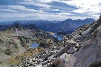 Le Gourguet de Madamete et le Lac d'Aumar