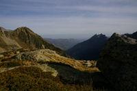 Vue du Val d&#39Azun depuis Lassiedouat