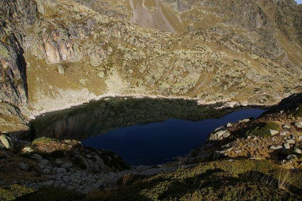 Le lac d&#39Assiédouat