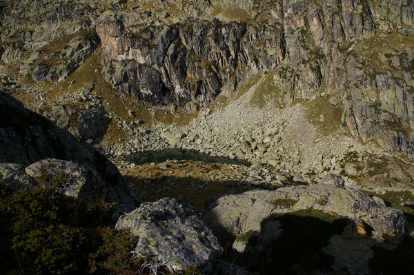 Le Lac de Tramesaygues