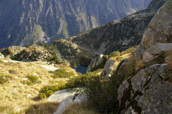 Le lac supéreiur Des Touest