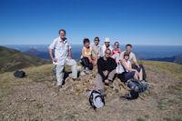 Au sommet du Mont Ne