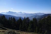 Brumes d'automne au dessus de la Sapignere de Berne