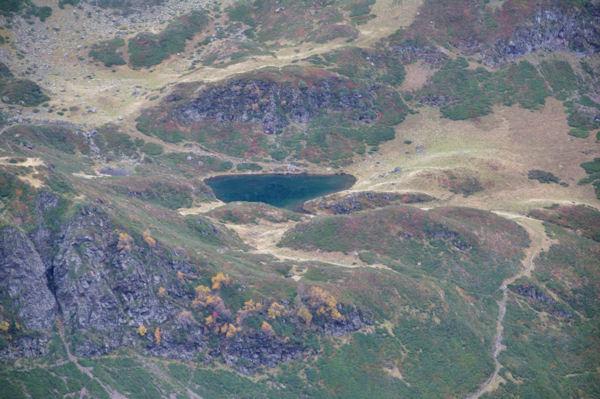 Le Lac de Dosse