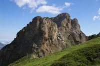 Le Pic Arrouy et Pic du Midi d'Arrens