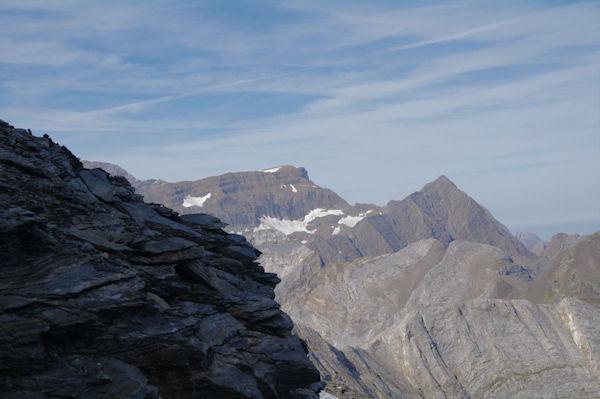 Le Grand Astazou et le Pic du Marboré