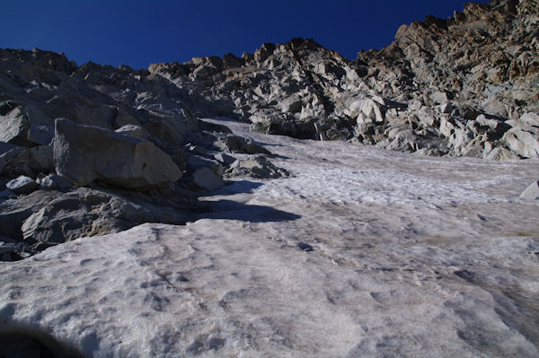 Le Glacier de Néouvielle, ou ce qu_il en reste