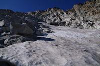 Le Glacier de Neouvielle, ou ce qu'il en reste