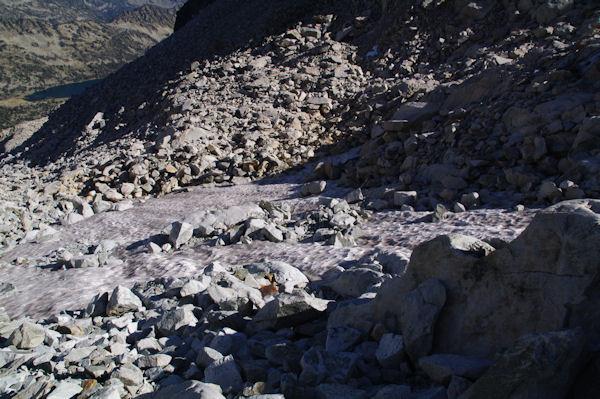 Un reste du Glacier du Néouvielle