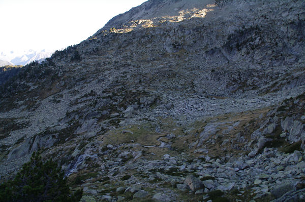 La Montagne des Laquettes